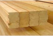 Строительство деревянного коттеджа. Клееный брус – лучший выбор