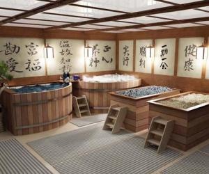 Японская баня офуро своими руками. Особенности строительства