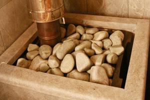 Каменка для бани своими руками