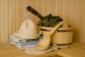 Изготовление аксессуаров для бани самостоятельно: ведро, ковш