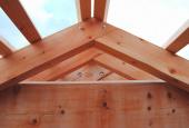 Крыша своими руками для бани. Особенности строительства