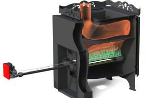 Газовая печь для бани: особенности и преимущества