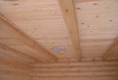 Потолок в бани своими руками. Советы строительства