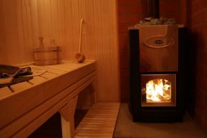 Пожарная безопасность для бани