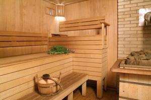Самостоятельная отделка бани: парилка, моечная, комната отдыха