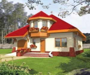 Проекты крыш домов с мансардой. Особенности мансардных крыш