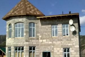 Как построить дом из полистиролбетона