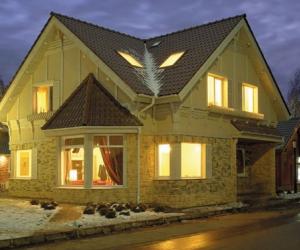 Как самому построить деревянный дом без гвоздей