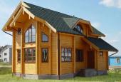Как построить дом из профилированного бруса. Этапы строительства