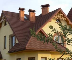 Конфигурации крыш домов. Функциональные особенности.