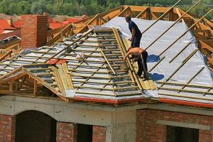 Гидроизоляция крыши дома. Какие материалы использовать