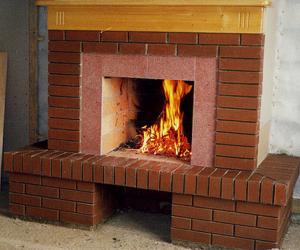 Как построить камин в доме. Инструкция