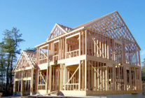 Строительство каркасного дома. Видео-инструкция