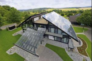 Стеклянные крыши для частных домов