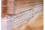 Как восстановить старый фундамент дома своими руками