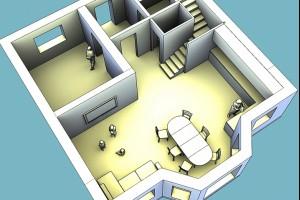 Какой дом построить из пеноблоков, 9х9 или 8х9