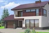 Строим дом из пеноблоков 150-200 квадратов