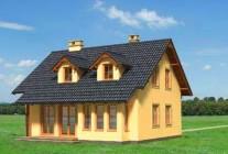Дом из пеноблоков 10х10
