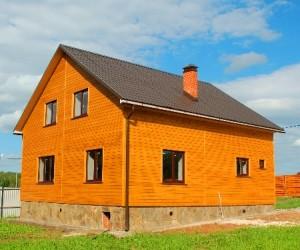 Строим дом из пеноблоков 6 на 8