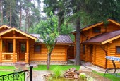 Строим гостевой дом-баню на своем участке