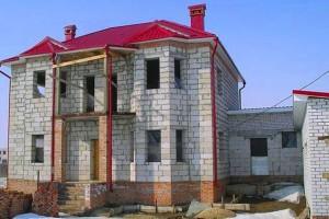 Сколько стоит дом из пеноблоков?