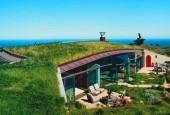 Как построить дом под землей