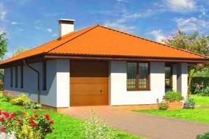 Садовый дом из пеноблоков