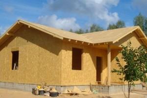 Построить дом из СИП-панелей