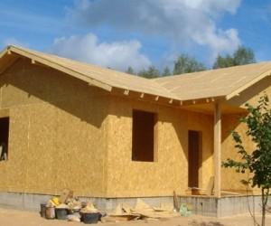 Построить дом из СИП-панелей своими руками