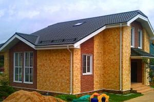 СИП-панели строительство домов видео