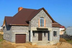 Строительство дома из керамзитоблоков