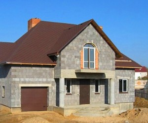 Строительство дома из керамзитоблоков, особенности и тонкости