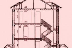 Бесплатный проект двухэтажного дома