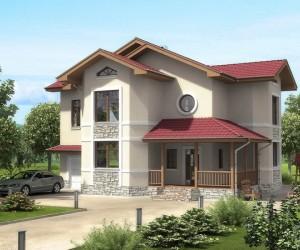 Скачать бесплатные проекты домов из блока