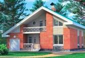 Скачать готовые проекты домов из  блока