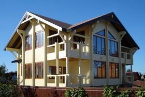Бесплатные проекты брусовых домов