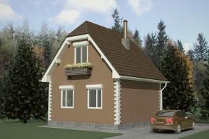 Бесплатные проекты дачных домов – отличный выход, если есть желание сэкономить при строительстве