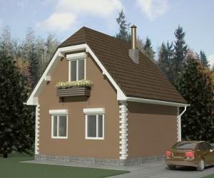 Бесплатные проекты дачных домов