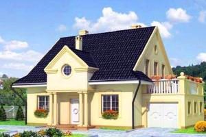 Готовые проекты дачных домов