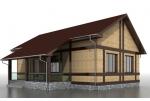 Бесплатные проекты каркасных домов скачать