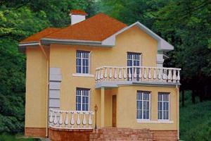 Бесплатные проекты кирпичных домов