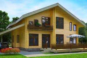Проекты современных домов коттеджей