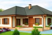 Скачать бесплатные проекты одноэтажных кирпичных домов