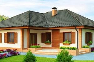 Бесплатные проекты одноэтажных кирпичных домов: плюсы и минусы использования