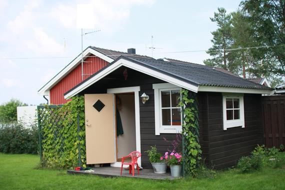 Как построить небольшой дачный домик своими руками недорого фото