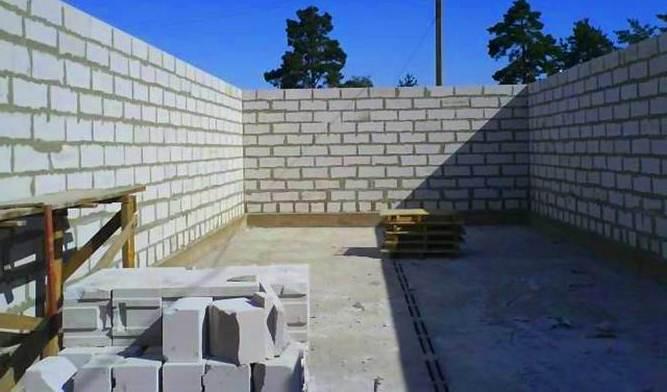строительство-кирпичного-гаража