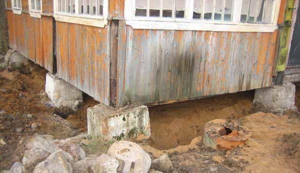 Как-восстановить-старый-фундамент-дома