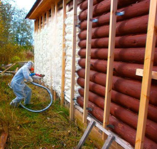 Утепление-деревянного-дома-снаружи
