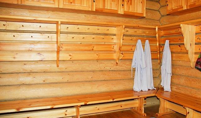 Раздевалка видео баня фото 128-454
