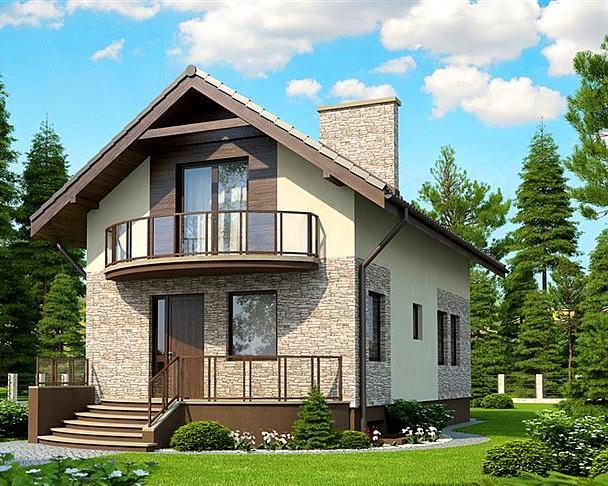 Узкий-участок-как-построить-дом